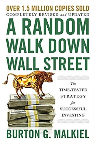 Beginner investing books 5 - A random walk down wall street