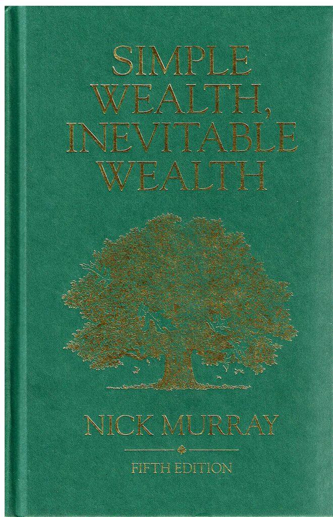 Beginner investing books 3 - Simple wealth inevitable wealth